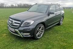 Mercedes GLK350 3,0 CDi aut. 4-M BE