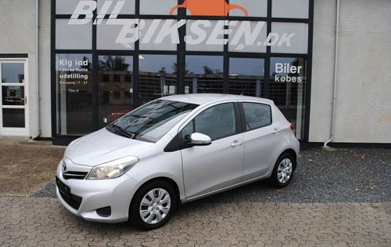 Toyota Yaris 1,3 T2 MDS Touch