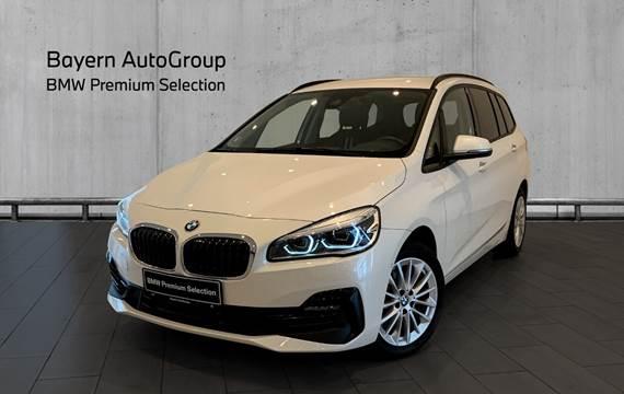 BMW 216i 1,5 Gran Tourer Sport Line