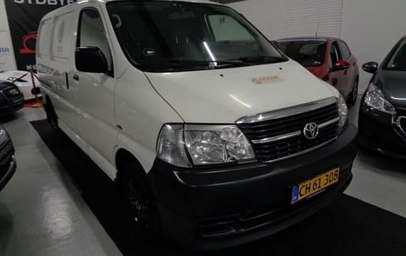 Toyota HiAce 2,5 D-4D 95 kort