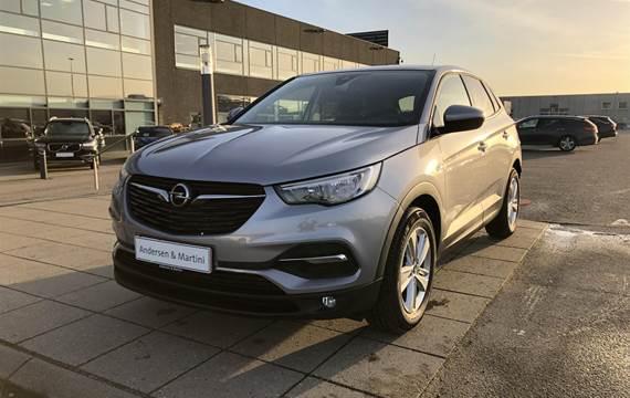Opel Grandland X CDTI Impress 130HK 5d 6g