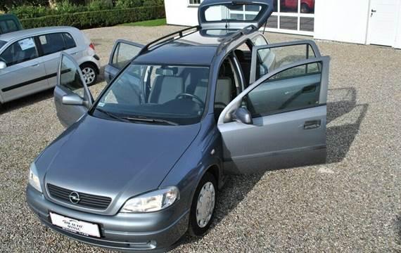 Opel Astra 1,6 Classic Comfort stc.