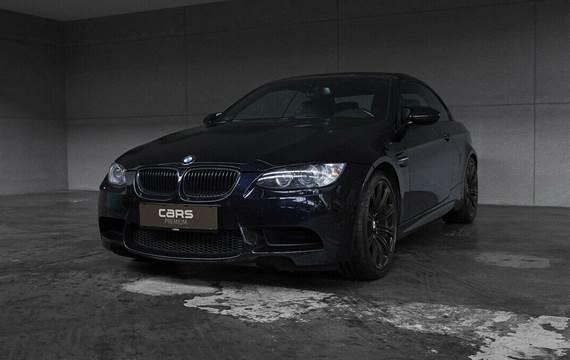 BMW M3 4,0 Cabriolet DKG