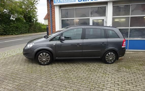 Opel Zafira 1,7 CDTi 125 Enjoy eco