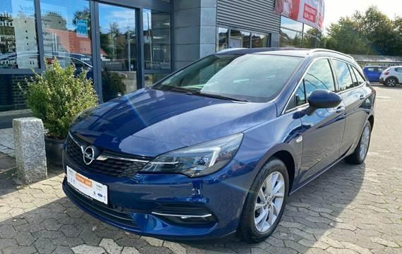 Opel Astra 1,5 D 122 Elegance ST