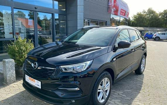 Opel Grandland X 1,6 CDTi 120 Innovation