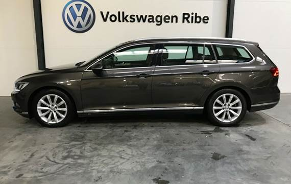 VW Passat 2,0 TDi 240 Highl. Vari. DSG 4M