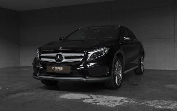 Mercedes GLA200 d 2,2 aut. 4-M