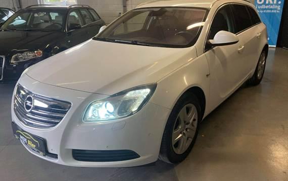 Opel Insignia 2,0 CDTi 130 Cosmo ST aut.