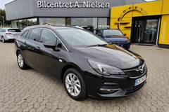 Opel Astra Sports Tourer 1,2 Turbo Elegance 110HK Stc