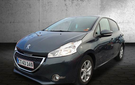 Peugeot 208 1,4 e-HDi 68 Active ESG