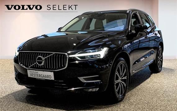 Volvo XC60 2,0 D4 Inscription  5d 8g Aut.