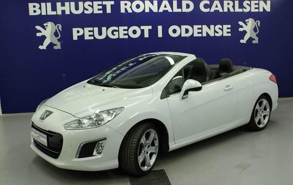 Peugeot 308 1,6 THP 200 Griffe CC