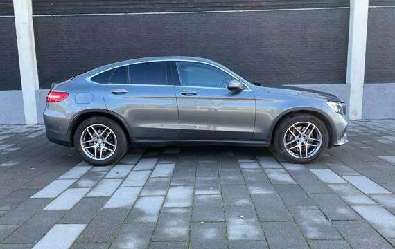 Mercedes GLC250 d 2,2 Coupé aut. 4-M