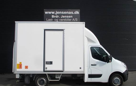 Renault Master 2,3 T35 ALUKASSE/LIFT  DCI  Ladv./Chas.