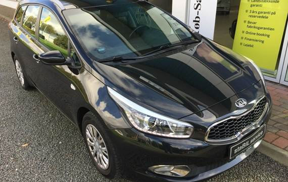 Kia Ceed 1,6 CRDi 128 Limited Navi SW