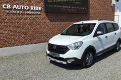 Dacia Lodgy 7 Sæder 1,5 Blue dCi Stepway Start/Stop 95HK 6g
