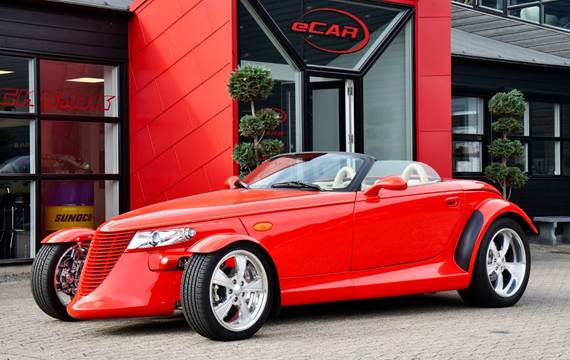 Plymouth Prowler 3,5 Cabriolet aut.