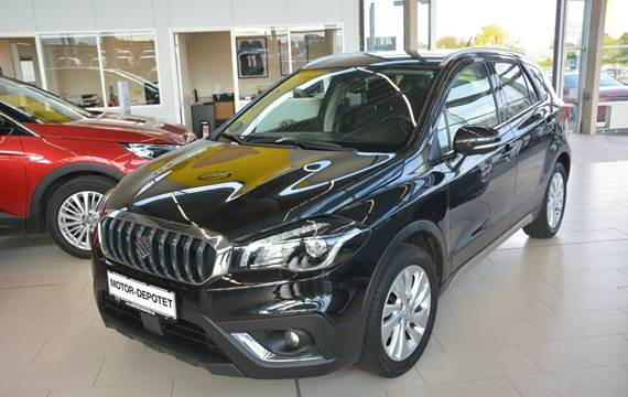 Suzuki S-Cross 1,0 Boosterjet Active