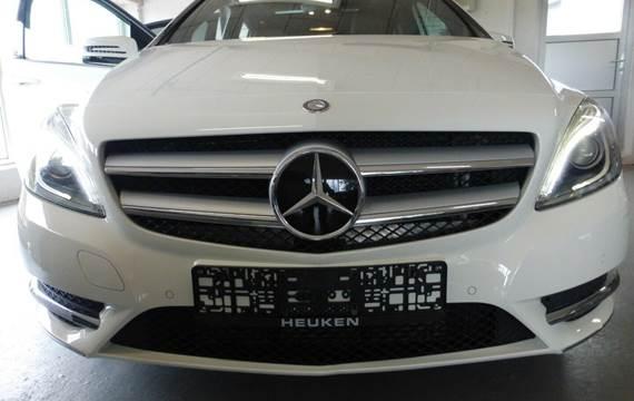 Mercedes B250 2,0 aut. BE