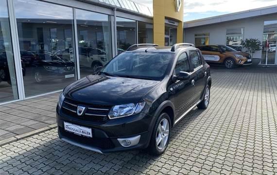 Dacia Sandero DCi Stepway Prestige Start/Stop 90HK 5d