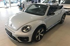VW The Beetle 1,4 TSi 150 R-line Cabriolet DSG