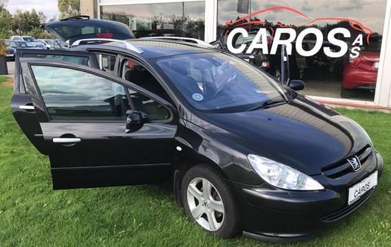 Peugeot 307 SW 2,0 136HK