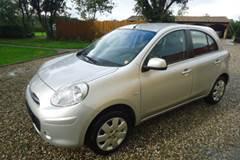 Nissan Micra 1,2 Person bil