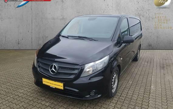 Mercedes Vito 119 2,2 BlueTEC Standard aut. XL