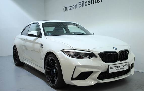 BMW M2 3,0 Coupé Competition aut.