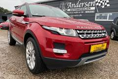 Land Rover Range Rover evoque 2,2 SD4 Prestige aut. Van