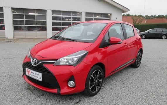 Toyota Yaris 1,3 VVT-i Style Edition