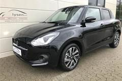 Suzuki Swift 1,2 Dualjet Exclusive AEB mild-hybrid CVT  5d
