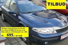 Renault Laguna II 1,8 Authentique