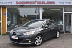 Citroën C4 1,6 e-HDi 115 Exclusive E6G