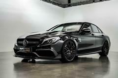 Mercedes C63 AMG C63 S V8 - 510 hk SPEEDSHIFT MCT