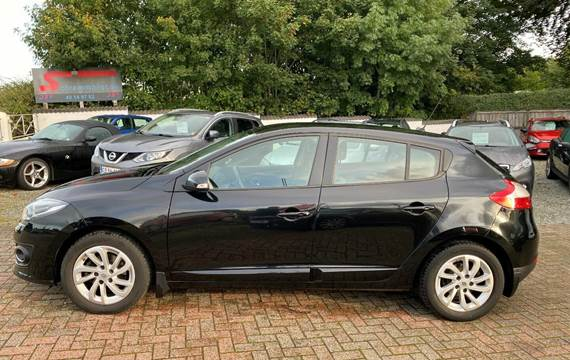 Renault Megane III 1,5 dCi 110 Expression