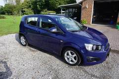 Chevrolet Aveo 1,2 LT Tech  5d