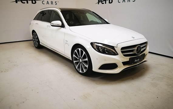 Mercedes C250 2,2 BlueTEC Edition 1 stc. aut.