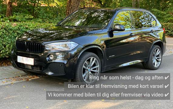 BMW X5 3,0 xDrive40d M-Sport aut. 7prs