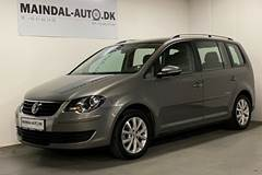VW Touran 1,9 TDi 105 Freestyle DSG 7prs