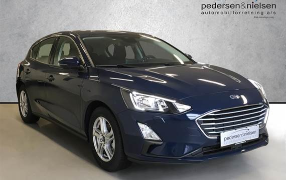 Ford Focus EcoBoost Trend Edition 125HK 5d 6g