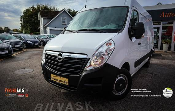 Opel Movano 2,3 CDTi 136 Van L2H2