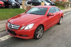 Mercedes E350 3,0 CDi Coupé aut. BE