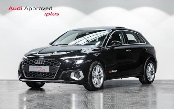 Audi A3 TDi Prestige Sportback S-tr.