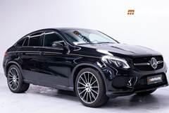 Mercedes GLE500 4,7 Coupé aut. 4-M
