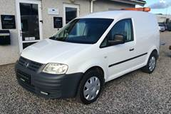 VW Caddy 1,9 TDi 105 Van
