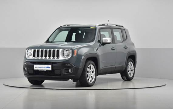 Jeep Renegade 1,6 M-Jet 120 Limited