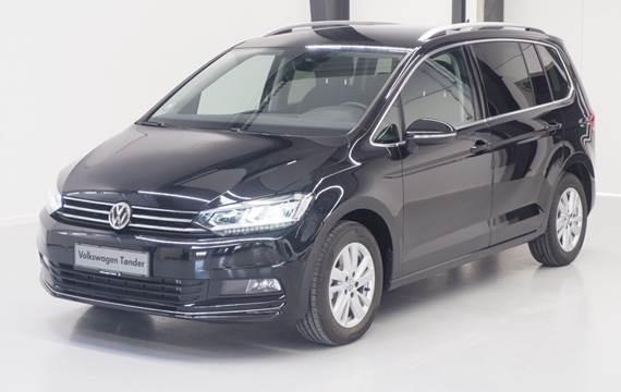 VW Touran 2,0 TDi 150 Highline Family DSG 7p