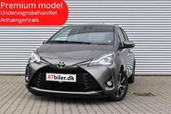 Toyota Yaris 1,5 VVT-I T2 Premium  5d 6g